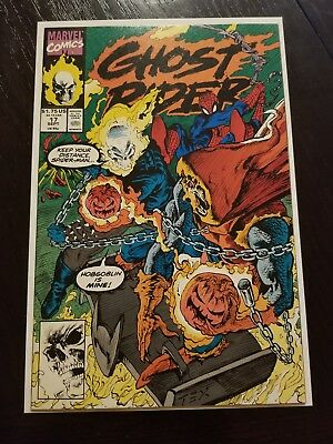 GHOST RIDER #17 (SEPT 1991) MT 9.8, Combined Shipping