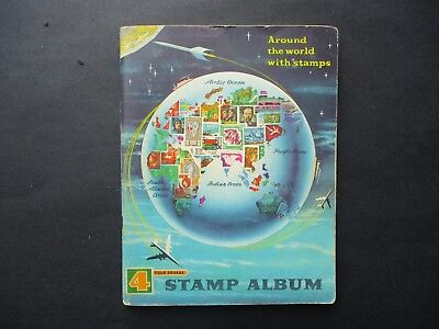 ESTATE:  World Selection in Album - great variety - excellent item (3981)