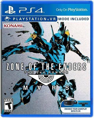 Zone of the Enders: 2nd Runner M∀RS VR (PlayStation 4 PSVR) PRESALE 9/4 mars ps4