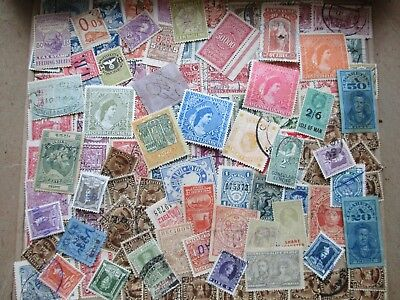 ESTATE: Old World accumulation in box unchecked unsorted - heaps   (3885)