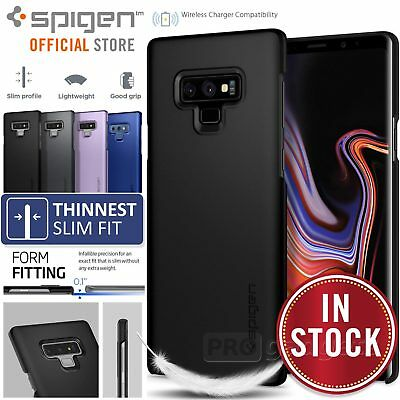 Galaxy Note 9 Case, Genuine SPIGEN Ultra Exact Thin Fit Slim Cover for Samsung