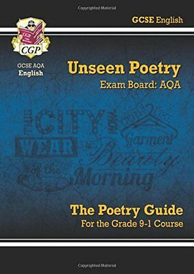 New GCSE English Literature AQA Unseen Poetry Guide - for the Grade 9-1 Course-
