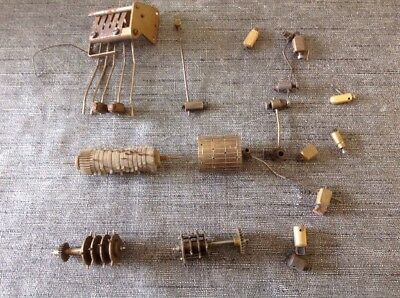 Antique Clock Chime Gong Arms Hammers Musical Strike Gears Ex Clockmakers Parts
