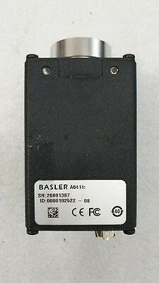 1 pcs BASLER A641fc Industrial Camera