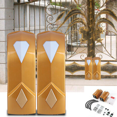 QUALITY Electric Sliding Automatic Gate Opener Adjustable Remote Control UK
