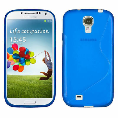 DeepBlue S-Line Wave Series TPU Silicone Gel Case Cover for Samsung Galaxy S4 UK