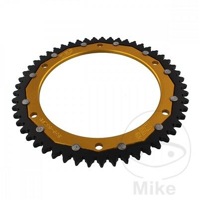 ZF Dual Rear Sprocket 50T 520P Black   for Beta Motorcycles