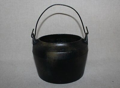 Antique Cast Iron Handled Pot - Marietta , Pa. Pot #2 Vintage