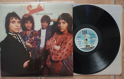 Smokie - Bright Lights & Back Alleys RARE U.K. Press Top Condition
