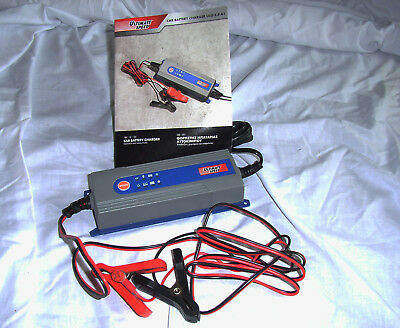 Ultimate Speed Car Battery Recharger Used