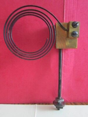 Antique Gong for Crystal Shelf Clock Parts