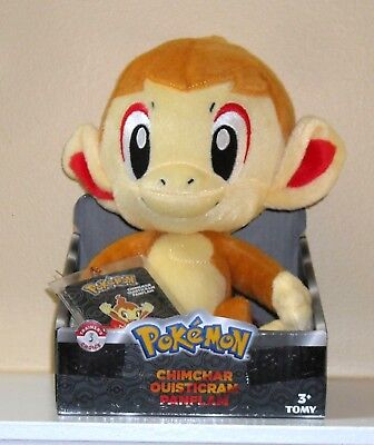 "Pokemon Trainer Choice 3 Chimchar 7"" Plush Doll / Toy"