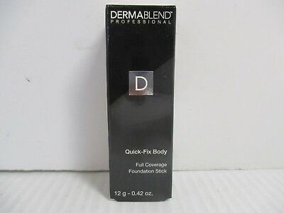DERMABLEND SAND QUICK FIX FULL COVERAGE FOUNDATION STICK 0.42 oz JL 5875