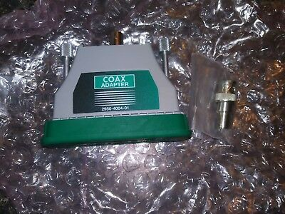 Omni Scanner Fluke Coax Adapter 2950-4004-01 New