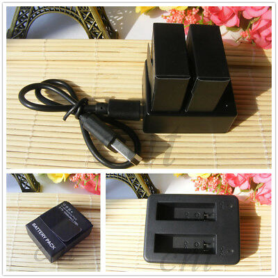Battery / Charger for GoPro AHDBT-201, AHDBT-301, AHDBT-302, Hero3 GOPRO3 new