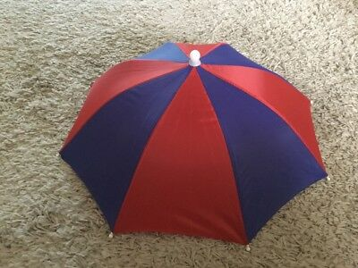 Universal Golf Bag Sports Umbrella - Keep Your Clubs Dry!