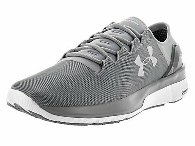 Under Armour Men's Speedform Apollo 2 Running Shoes Reflective Steel Size 7.5M