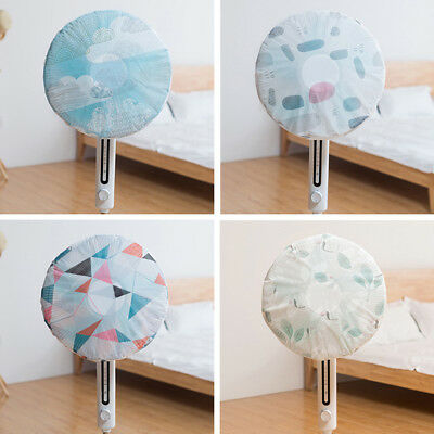 FT- Dustproof Anti Dust Fan Protection Protective Cover Child Baby Safety Cap Ey