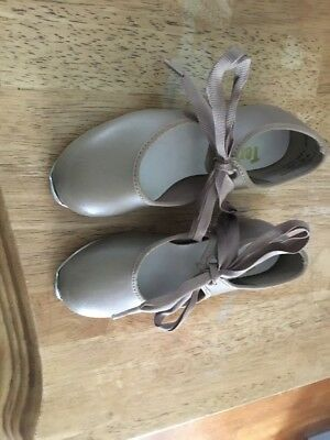 Leo's Tempo Tap Shoes Size 9 Girls
