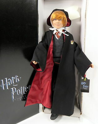 "Tonner Harry Potter Doll 16"" Ron Weasley At Hogwarts In Box Goblet On Fire"