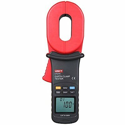 UNI-T UT275 Clamp Earth Ground Tester LCD Clamp Meter 0.001Ω Resolution