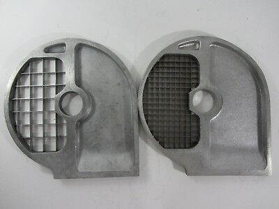 2  Dito Dean TRS Electrolux Cube Dicing Grid Discs 8mm 20mm M8 M20