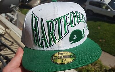 2716d737cbc Hartford Whalers New Era 59FIFTY NHL Vintage Men s Fitted Cap Hat - Size  7  3