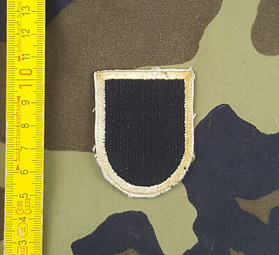 U.S. Army Special Forces Beret Flash   5th Special Forces Group 1962 - 1964