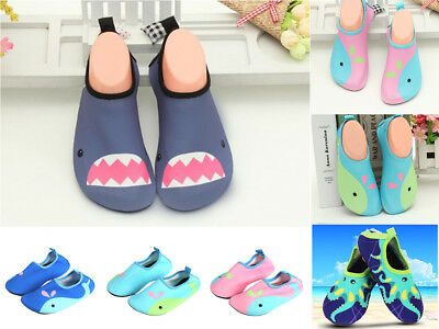 Kids Toddler Baby  Swim Water Shoes Beach Socks Skinny Wading Dive Shoes