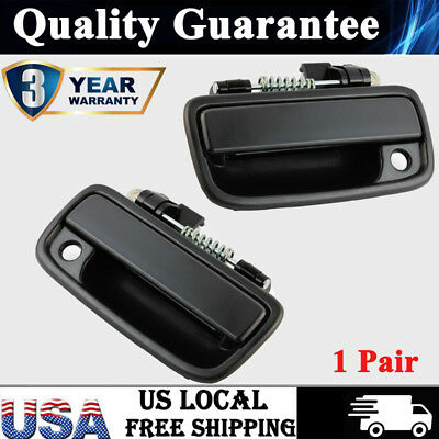 Front Right Passenger Side Outside Outer 2x Door Handle For 95-04 Toyota Tacoma