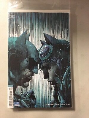 Batman #50 Jim Lee Variant Cover DC Comics Rebirth Wedding Issue 2018 VF-NM