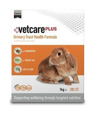Supreme Science VetCarePlus Urinary Tract Health Formula for Rabbits
