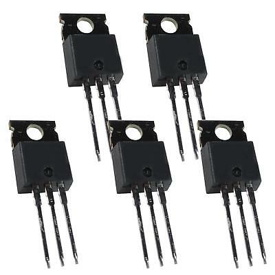 5X  IRF610 PBF N Channel Power  MOSFET Transistor Pack of 5