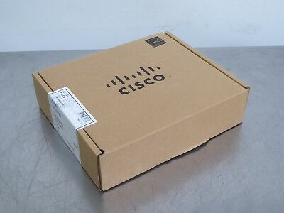 T152214 Sealed Cisco UC Phone 7841 CP-7841-K9 Four Line Business IP Phone