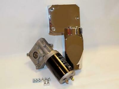 ** APACHE ** 12v 50:1 Dump Truck Flip Tarp Electric Replacement Gear Motor