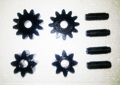 Set in the differential(Satellites-2pcs, Idle gear-2pc, fingers-4pcs)for Dnepr16