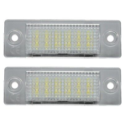 LED License Number Plate Light Lamp VW TRANSPORTER T5 CADDY TOURAN Golf Pas P4C2