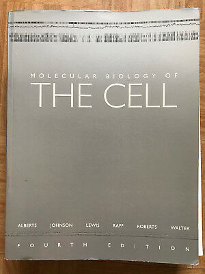 Molecular Biology of the Cell, 4. Edition, Alberts et al.