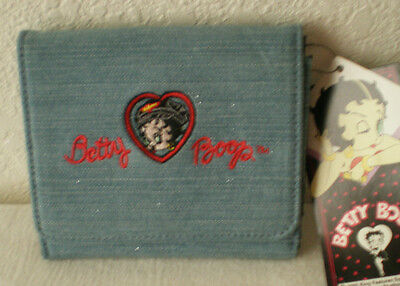 Wallet  Woven Fabric Betty Boop Signature Designer Collection, Original #2