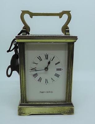 Mappin & Webb Carriage Clock