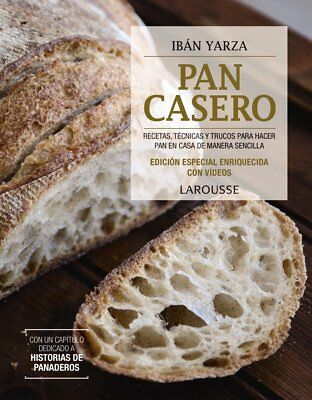 NEW Pan casero. Edicion especial (Spanish Edition) by Iban Yarza
