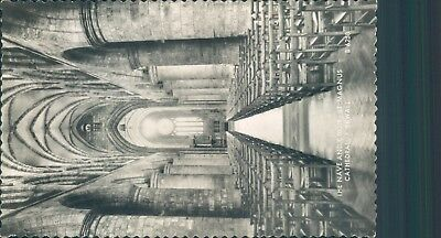 Real photo kirkwall cathedral st magnus the nave and choir 1964