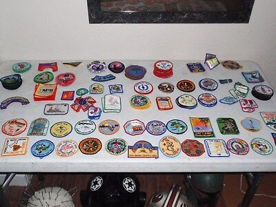 Boy Scout patches lot 150 1990 Scout Fair Big Bear Day Camp 1997Camp Hook 1997