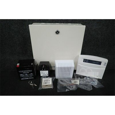 Interlogix NX-6-FP-4-LM NetworX NX-6 Control Kit Fastpack With Keypad