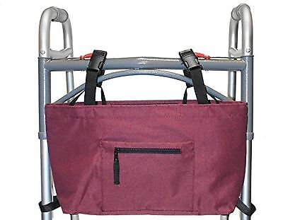 RMS Walker Bag with Soft Cooler Water Resistant Tote, Wine, New