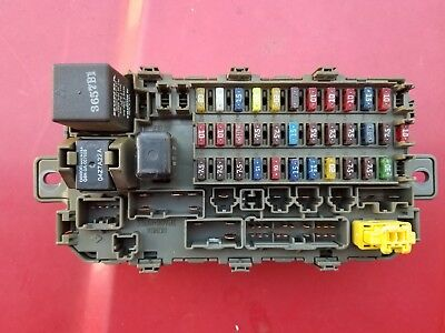 96 97 98 99 00 honda civic fuse box under dash/cabin 108876
