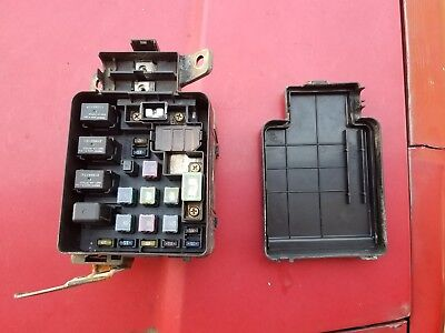 96 97 98 99 00 honda civic fuse box engine compartment 99013