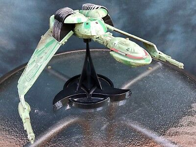 Diamond Select Toys Star Trek Klingon Bird of Prey Ship 2012