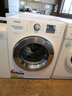 Samsung 7.5kg Front Loader Washing Machine WF756UMSAWQ