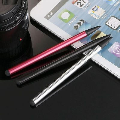 Capacitive Pen Touch Screen Stylus Pencil Tablet iPad Cell Phone Samsung PC FL